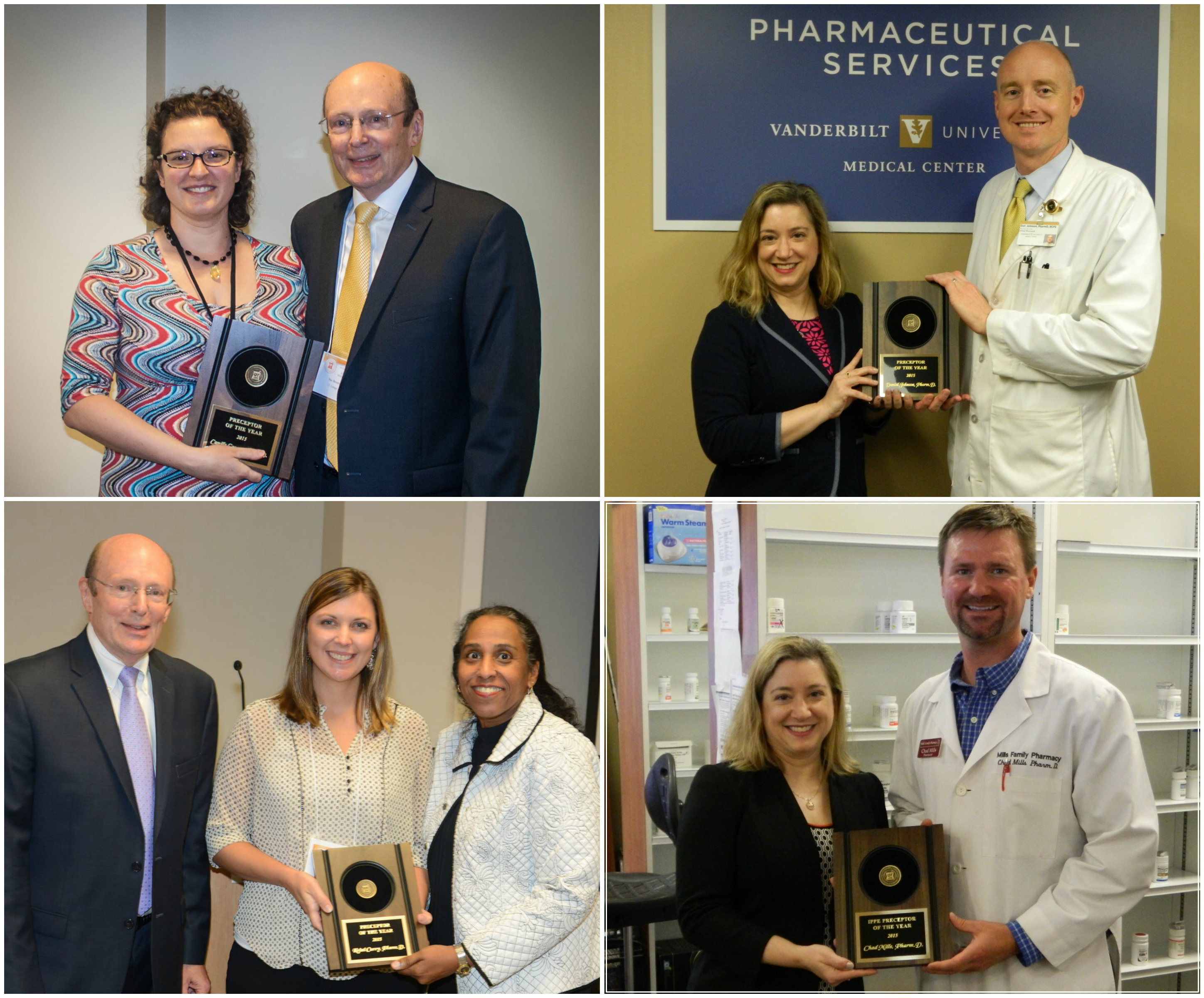 Preceptors of the Year | University of Tennessee College of